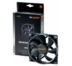 Slika izdelka: BE QUIET! Shadow Wings (BL026) 120mm 4-pin PWM ventilator