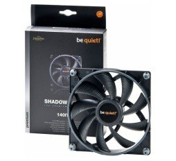 Slika izdelka: BE QUIET! Shadow Wings (BL027) 140mm 4-pin PWM ventilator