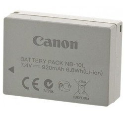 Slika izdelka: Canon NB-10L battery-pack for SX40HS