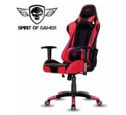 Slika izdelka: Gaming stol -  Spirit of gamer - DEMON RED