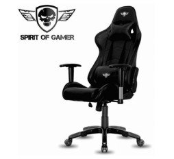 Slika izdelka: Gaming stol -  Spirit of gamer - DEMON BLACK