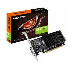 Slika izdelka: GIGABYTE GeForce GT 1030 2GB DDR4 Low Profile (GV-N1030D4-2GL) grafična kartica