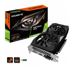 Slika izdelka: GIGABYTE GeForce GTX 1650 SUPER WINDFORCE OC 4G (GV-N165SWF2OC-4GD) gaming grafična kartica