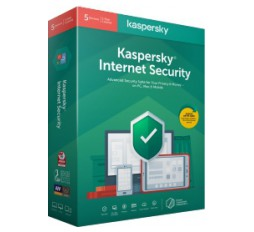 Slika izdelka: Kaspersky Internet Security MD-box- bazna 5DT 1Y