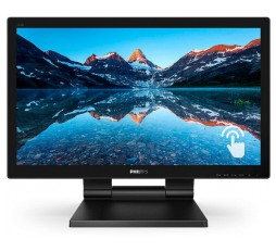 Slika izdelka: Monitor LED PHILIPS 222B9T/00, Touch 10 points, 21.5'', 1920x1080, TN, 250cd/m2, 1ms, VGA/DVI/DP/HDMI/USB, speakers