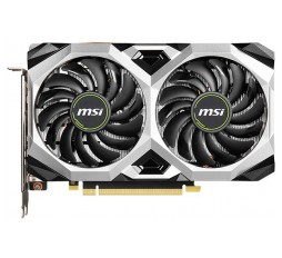 Slika izdelka: MSI Video Card NVidia GeForce GTX 1660 SUPER VENTUS XS OC GDDR6 6GB/192bit, /14000MHz, PCI-E 3.0 x16, 3xDP, HDMI, TORX 2X Cooler