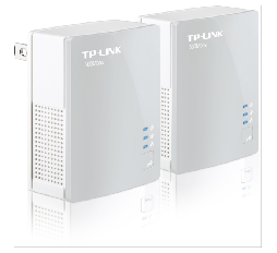 Slika izdelka: TP-LINK TL-PA4010KIT AV500 Nano Powerline adapter kit