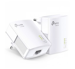 Slika izdelka: TP-LINK TL-PA7017 KIT AV1000 gigabit powerline starter kit adapter