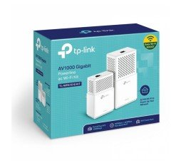 Slika izdelka: TP-LINK TL-WPA7510 KIT AV1000 733Mbps powerline starter kit adapter